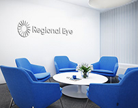 Regional Eye– Logo, Identity Program, Print