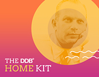 """""""Welcome Home"""" The DDB Home Kit"""