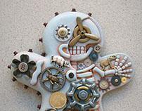 Clockwork Gingerbread Boy