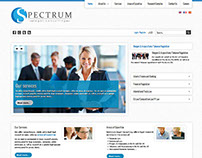 Business Website - SpectrumLegalConsulting.com