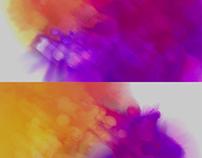 Creative Smoke Illusion design