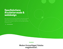 SpecSolutions concept