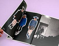 Look Book Design: Cold Love, I'm Cold Love