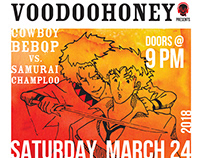 Voodoohoney Presents...