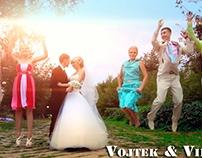 Wonderful Wedding Video Vojtek & Viktoria | Love Story