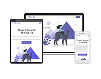 Travel Wap _ Responsive _ Prototype