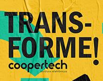 TRANSFORME O MUNDO Coopertech.