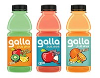 GALLA FRUIT JUICES