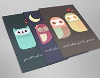 UU: Valentine's Day Cards