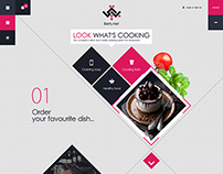Parallax web design