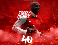 Happy Birthday Thierry Henry