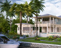 Florida Coastal Residence