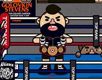 湯米私人拳擊俱樂部 (2013)