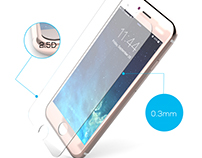 Glass Screen Protector (3D)