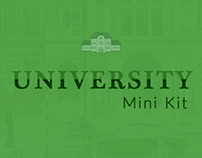 University UI kit