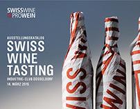 SwissWine@ProWein - Swiss Wine Promotion