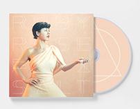 "Ruby Rose Fox ""Salt"" CD & Vinyl Packaging"