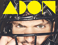 ADON MAGAZINE ISSUE 22 VIDEO COVER STORY
