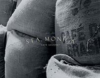 SANTA MONICA café gourmet