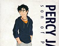 Personajes de la Saga Percy Jackson