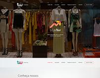 Redesign site TW Sistemas