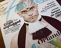 Frisson Magazine #2 - Cover & Design Consultant / 2020