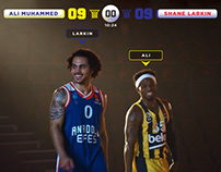 Raise Your Performance! / Lenovo - Euroleague