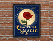 Practical Magic | Book Cover & Poster