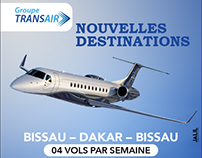 Transair - Displays