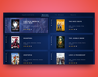 Daily UI - Tv App