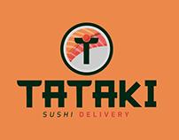 Tataki Sushi Delivery - Identidade Visual