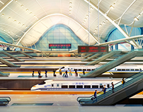 Station Illustration