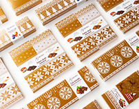 New Year's Gorenjka special chocolate collection