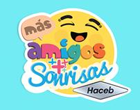 Más Amigos Más Sonrisas - Haceb