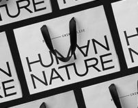 Human Nature rebranding / 2020
