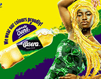 La Casera Apple Drink Launch Ad