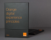 Orange Digital Experience Principles