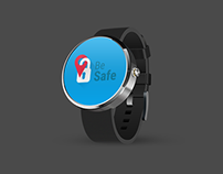BeSafe - Android Wear App