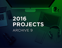 2016 PROJECTS ARCHIVE 9