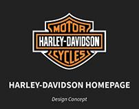 Harley-Davidson Design Concept