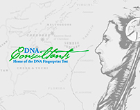 Cherokee DNA Test - Landing page