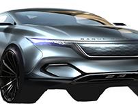 Automotive Sketches VOl.2