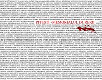 Pitesti memorial - diploma project