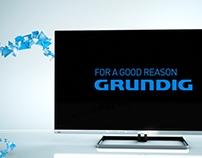 Grundig Remote EPG