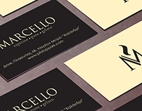 Marcello Cafe Branding