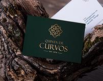 Quinta de Curvos || Rebranding