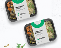 Fitbites Packaging design