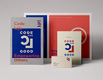 CodeLaju - Logo Redesign & Rebranding