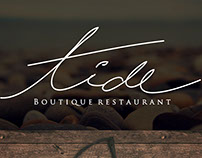 LOGO - Tide - Restaurant Boutique