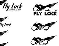 Fly Lock Logo